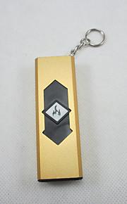 נטען USB windproof מצית 1pc