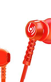 Beevo EM300 Stereo Sport Earphones with Detachable Ear Hook MIC Volume Control Running  Noise Reduction HIFI Headphone