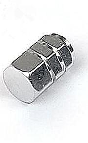 4 stuks automobiele band cap, kleppendeksel, aluminium ventieldopje 13-2c \ 191