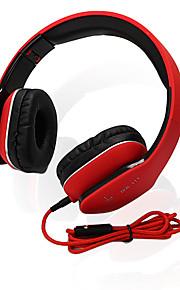 JKR JKR-111 Høretelefoner (Pandebånd)ForMedie Player/Tablet / Mobiltelefon / ComputerWithMed Mikrofon / DJ / Lydstyrke Kontrol / Gaming /