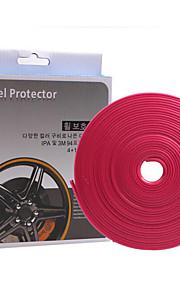 fresco anello di protezione protezione pneumatico della ruota auto della decorazione carrozza bar mozzo anello decorativo modificata