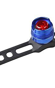youoklight geleid waterdicht Fiets achterlichten helm voorkant rode flitslichten veiligheid waarschuwingslampje