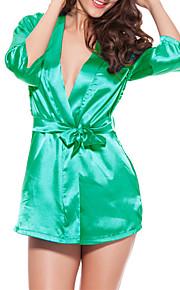 Women Satin & Silk Nightwear,Lace / Satin