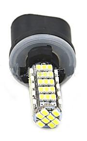 2 PCS 880 68SMD 3020  White Light LED forCar Foglight / Headlamp DC12V