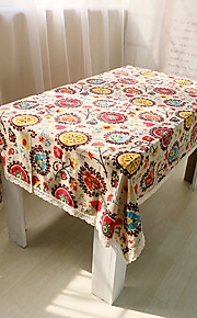 Linen Rectangulaire Table Cloths