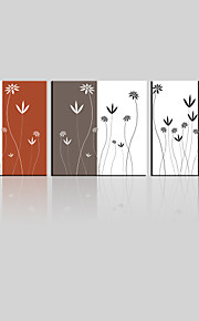 JAMMORY Canvas Set Landscape ,Three Panels Gallery Wrapped, Ready To Hang Vertical Print No Frame Simple Style