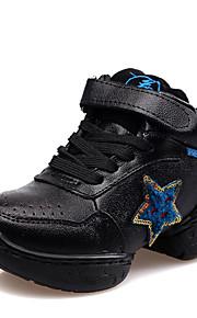 Sapatos de Dança(Preto) -Infantil-Não Personalizável-Jazz / Tênis de Dança