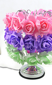 1pc berøringsfølsomme duft lampe steg dekoration gave