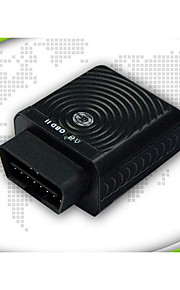 tc68s enkel installation typen gps bil positionering tracker OBD-interface