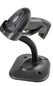 laser stregkode express / logistik / supermarked / bøger kabel scanner
