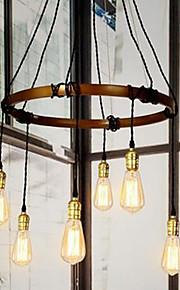 40W Vedhæng Lys ,  Kontor/Business Maleri Feature for LED Metal Stue / Soveværelse / Spisestue / Læseværelse/Kontor / Børneværelse / Entré