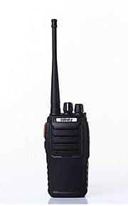 F899 Walkie-talkie No Mentioned 16 400-520MHz 4500mAh 3km-5km Energiebesparende functie No Mentioned Portofoon