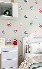 Children Cartoon Doraemon Wallpaper For Walls Children Rooms  Home Decor  Wall Paper Rolls