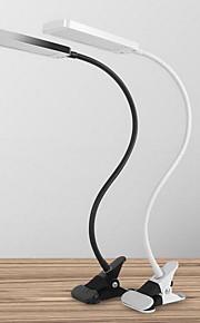 Bureaulampen-LED / Zwenkarm / Oplaadbaar-Hedendaags-Metaal