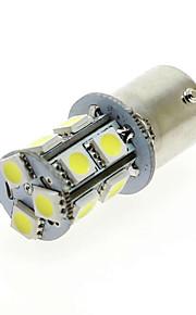 10pcs 1156 5050 13SMD llevó el color blanco del freno lámparas bombilla del intermitente de cola trasera de aparcamiento a su vez bombilla