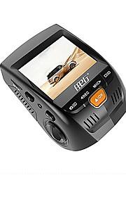 """rexing v1 2,4 """"lcd FHD 1080p 170 ° instrumentbræt vidvinkel kamera optager bil dash cam"""