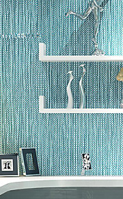 Fashion Minimalist Plaid Striped Wallpaper Roll For Living Room Luxury Bedroom Decor Modern Stripe Design