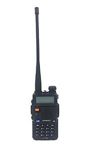 anysecu uv-8r-pk 8W krachtige dual-band draagbare radio met oortelefoon