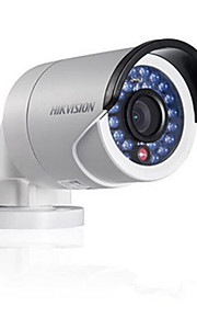 hikvision® mini ip bullet camera ds-2cd2035-i 6mm lens h.265 3MP IP67 dag / nacht multi-language versie