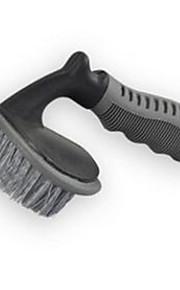 tæppe rengøring dæk hjul børste bilvask børste værktøj multifunktion