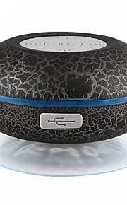 Spreker-Draadloos / Draagbaar / Bluetooth / Voor buiten / Waterbestendig