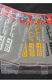 trd scolpito maniglia adesivo maniglia della portiera adesivi per auto adesivi per auto degli autoadesivi 05-1c all'ingrosso \ 1050