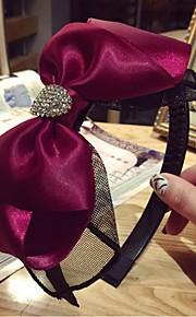 Women's Fabric Headpiece-Wedding / Casual Headbands 1 Piece Clear