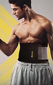 menn slanking kroppen shaper midjebelte hofteholdere god kontroll midje trener pluss