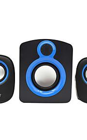 technologie Teng jt081 houten bas kanon usb 2.1 desktop pc speaker laptop car audio