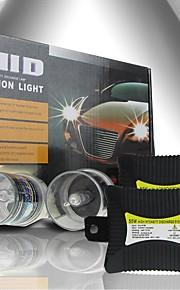 HID Xenon Headlight Conversion KIT H1 H3  H7 9005 H11 9006 4300K