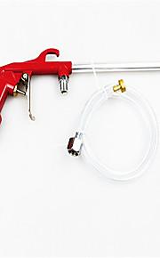 tipo directo neumática tubo de la pistola de limpieza larga empuñadura de la pistola de polvo pistola pulverizadora