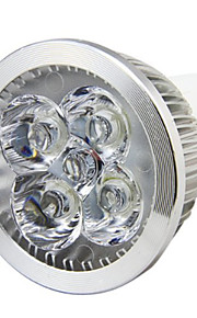 8W GU10 Spot LED MR16 4LED LED Haute Puissance 750LM lm Blanc Chaud / Blanc Froid Décorative AC 85-265 V 1 pièce