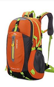 40 L mochila / Mochila / Bolsa de Viaje Acampada y Senderismo / Viaje Al Aire Libre / RendimientoImpermeable / Secado Rápido / Listo para