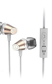 Neutral Product T6 Hoofdtelefoons (hoofdband)ForMediaspeler/tablet / Mobiele telefoon / ComputerWithmet microfoon / DJ / Volume Controle