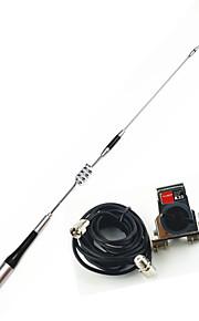 mobil skinke radioantenne diamant antenne u / vmetal bil antenne mount holder diamant k-335 antennekabel