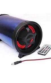 Dechang 5 tommer 12v bil motorcykel højttalere køretøj 12 volt batteri med en subwoofer