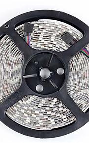 5m 5050 SMD LED fleksibel stripe lys 300 leds 60leds / m IP65 vanntett ledet tau lys striper for hjem hage (DC12V)