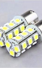 1156/1157 18 luci dell'automobile LED 5050 luci di retromarcia della lampada luci dei freni spesso luminoso e Flash Burst