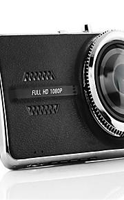 Fabriek-OEM 4 inch Allwinner TF-kaart Zwart Auto Camera