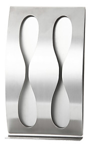 rustfritt stål tannbørste innehaveren bad veggfeste stativ stå for tannbørste