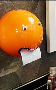 1pc hjeminnrednings grogshop hotellet toalett vannavstøtende toalettpapir holdere