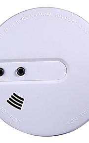 Détecteur de fumée avec un détecteur de fumée indépendant et de la fréquence d'émission de 433 MHz