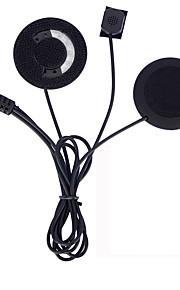 motorfiets intercom accessoires oortelefoon zachte oortelefoon microfoon voor TCOM-sc colo moto helm bt intercom headset