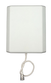9dbi Indoor Panel Antenna 700-2700MHz Cell Phone Signal Repeater Internal Antenna N Female