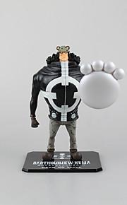 One Piece Bartholomew Kuma PVC 31*26*15cm Anime Action Figurer Modell Leker Doll Toy