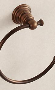 Handtuchring / Zink-Legierung / Wandmontage /6.9*6.9*5.9 inch /Aluminium /Modern /17.5cm 17.5cm 0.25