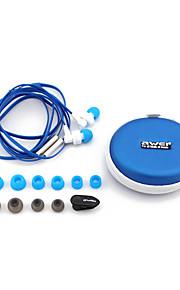 AWEI ES-700i Hovedtelefoner (I Øret)ForMedie Player/Tablet / Mobiltelefon / ComputerWithLyd-annulerende