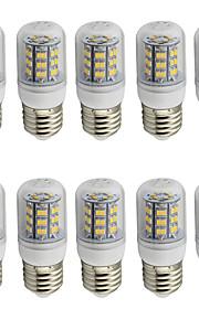 4 E26/E27 Ampoules Maïs LED T 48 SMD 2835 280 lm Blanc Chaud / Blanc Froid Décorative AC 85-265 / 9-30 V 10 pièces