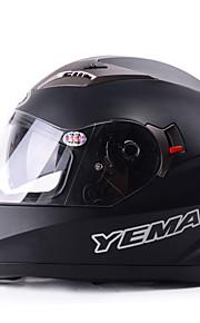 yema 829 alle sæson motorcykel hjelm fuld hjelm vinter motorcykel racing bil hjelme