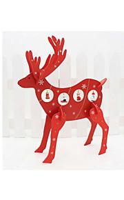 Christmas Reindeer juledekorasjoner